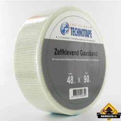 Glasvezeltape Indoor - Wit (48mm, 90m¹)