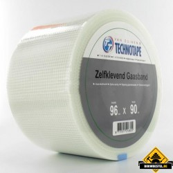 Glasvezeltape Indoor S - Wit (96mm, 90m¹)