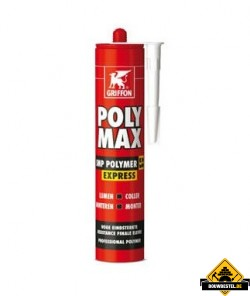 Griffon polymax smp polymeer express wit kkr 435gr