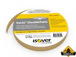 Isover Vario DoubleTwin Tape (vervanger KB2) per 50m1