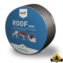 Tec7 Roof Tape - rol 12 x 10 m - breedte 50 mm